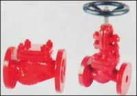 Cast Carbon Steel Globe Steam Stop Valves