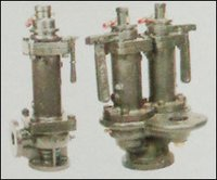 Cast Iron Single Post And Double Post Safety Valve