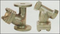Cast Iron Y-Type Stainer