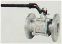 Cast Steel Ball Valve Flanged