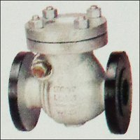 Cast Steel Swing Check Valve Flanged