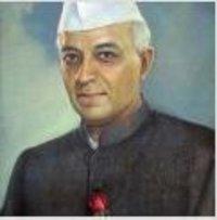Jawaharlal Nehru Painting