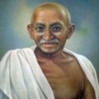Mahathma Gandhi Painting