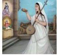 Meerabai Painting