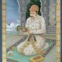 Mughal Art Painting