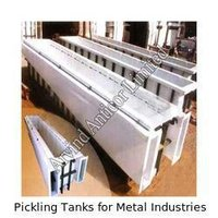 Pickling Tanks for Metal Industries