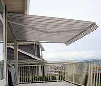 Durable Terrace Awnings