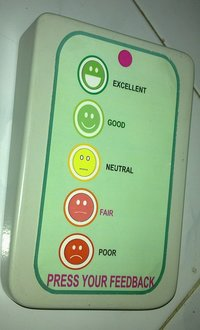 Customer Feedback Machine For Retailers