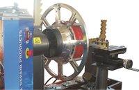 Motorcycle Rim Straightening Machine (ERS24)