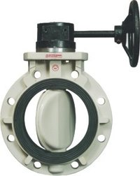 Manual Butterfly Valve Gear Operated