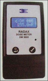 Radiation Survey Meters (Dm 5000)