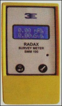 Radiation Survey Meters (Smm 100)