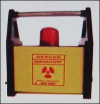 Radioactivity Warning Blinkers