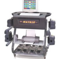 Space Make Matrix ARS 660 PC Model Wheel Aligner
