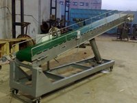 Loading And Unloading And Bags Handling Conveyor System