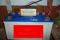 Lead Acid Battery Life Enhancer