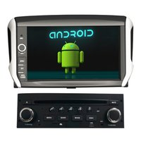 Peugeot 208 Android Car DVD Player with WIFI_TV_3G