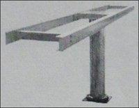 Single Post Car Lift 6 Ton