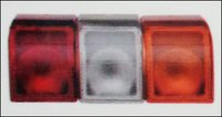 Turkey Tail Light (Red/White/Amber)