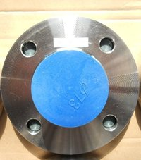 Blind Stainless Steel Flange