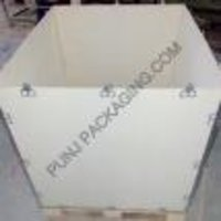 Industrial White Color Packaging Box