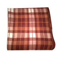 Check Patterned Printed Blankets