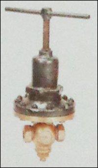 Bronze Metallic Diaphragm Type Pressure Reducing Valve Screwed