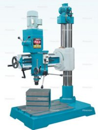 All Geared Fine Feed Radial Drilling Machine
