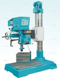 Back Geared Auto Feed Radial Drilling Machine
