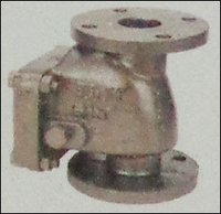 Cast Iron Reflux Valves With Gm Parts And Flanged Ends