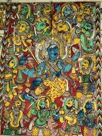 Modern Kalamkari Painting