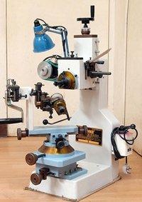Bangle Kanas Radius Diamond Cut Faceting Machine