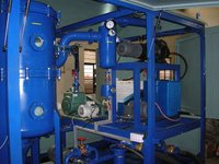 High-Vacuum Transformer Oil Filtration And Dehydration Plant
