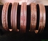 Indian Copper Magnetic Bracelets