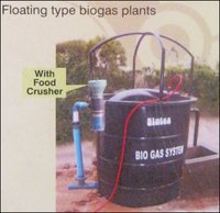 Floating Type Biogas Plants