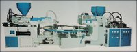 Full-Automatic Rotary Type Three-Color Plastic Lace Injection Moulding Machine