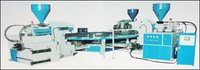 Full-Automatic Type Three-Color Plastic Shoes Injection Moulding Machine