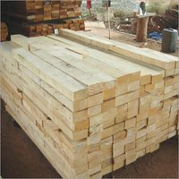 Chemically Treated Rubber Wood Panels