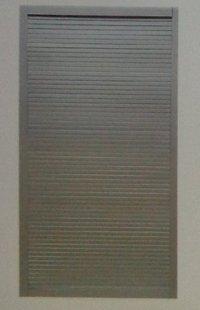 Anodized Finish Aluminum Roller Shutter