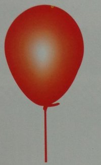 Birthday Party Red Balloons