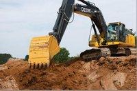 350 Excavator Rental Service