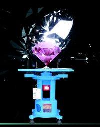 Gem-Diamond Scaife Polishing Machine