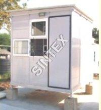 Prefab Security Cabins