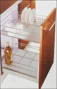 Kitchen Combo Organizer Pullout