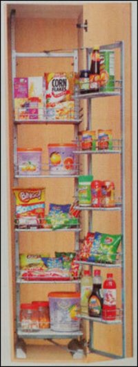 Kitchen Pantry Pullout Premium
