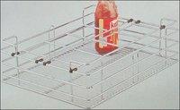 Kitchen Pullout Bottle Basket