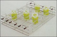 Kitchen Pullout Glass Basket