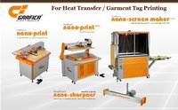 Label Screen Printing Machines