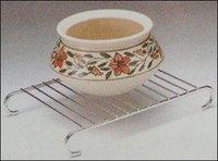 Kitchen Hanging Grid Pan