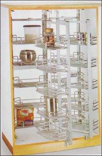 Kitchen Pantry Unit (24 Basket)